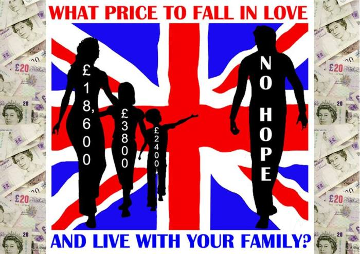 BritCits campaign: What price to fall in love and live with your family?