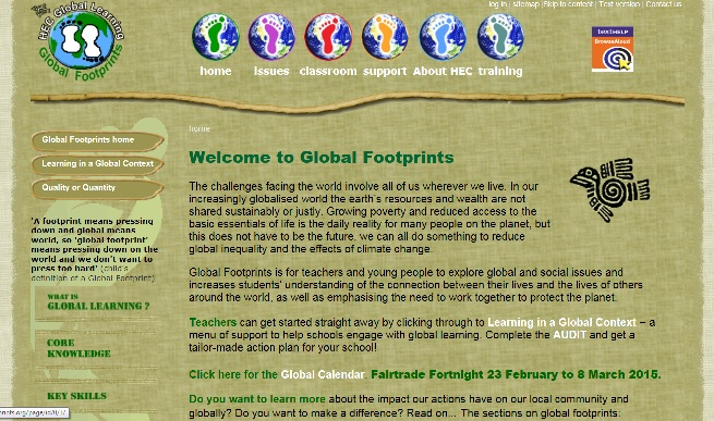 GlobalFootprints