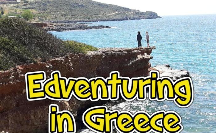 Edventuring in Greece